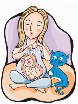 Чем опасна чесотка для беременной?