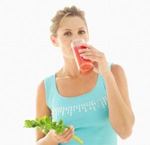 Способы употребления томатного сока при беременности