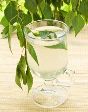 Способы употребления березового сока при беременности