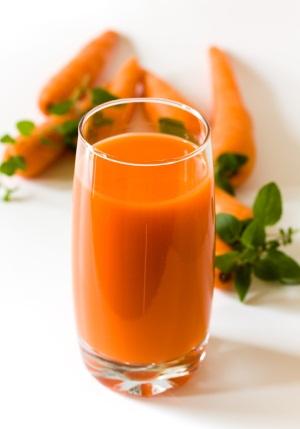 Общие сведения о морковном соке