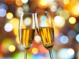 О полезных (и не очень) свойствах шампанского для будущих мам