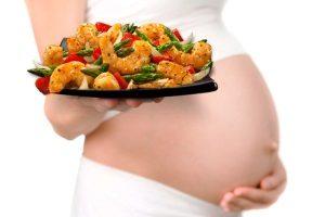 Креветки при беременности: польза и вред