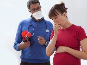 Пневмония при беременности: диагностика и лечение