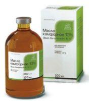 Камфорное масло при беременности: польза и вред