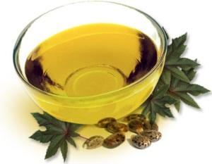 Касторовое масло внутрь