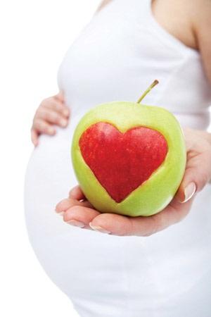 Дополнительный прием витаминов вегетарианкой при беременности