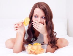 Вред чипсов при беременности
