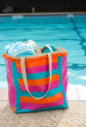 Что взять с собой в бассейн?