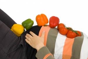 Как питаться вегетарианке при беременности?