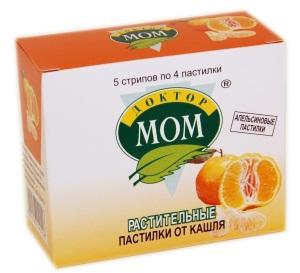 Особенности применения Доктор Мом в период беременности