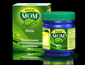 Доктор Мом при беременности: информация о препарате