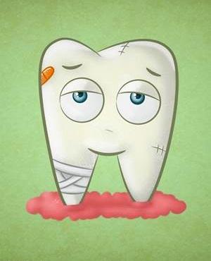 Причины болезней зубов у беременных