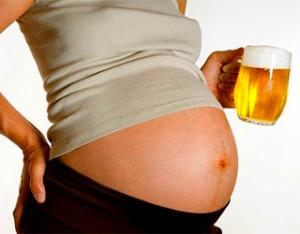 Вредно ли безалкогольное пиво во время беременности
