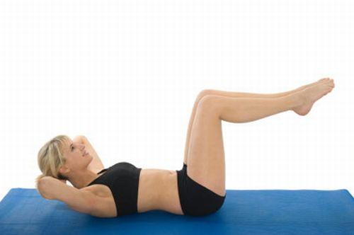 Упражнения для живота после родов