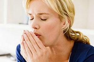 Кашель как симптом простуды