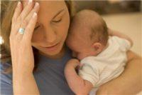 Послеродовая депрессия: причины