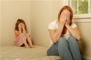 Мамин стресс и ребенок