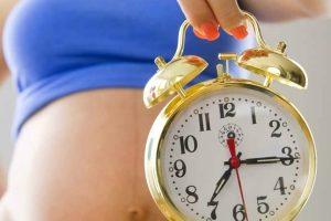 Нормы длительности родов