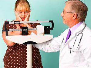 Беременность и лишний вес плохо совместимы