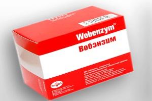 Вобэнзим при беременности: информация о препарате