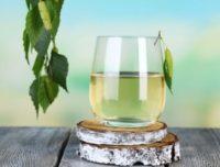 Березовый сок при беременности: польза и вред