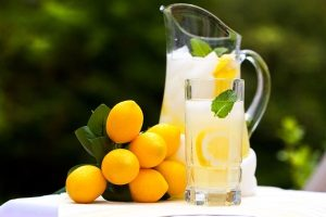 Лимонад при беременности: польза и вред