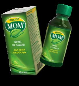 Доктор Мом при беременности: дозировка и особенности применения