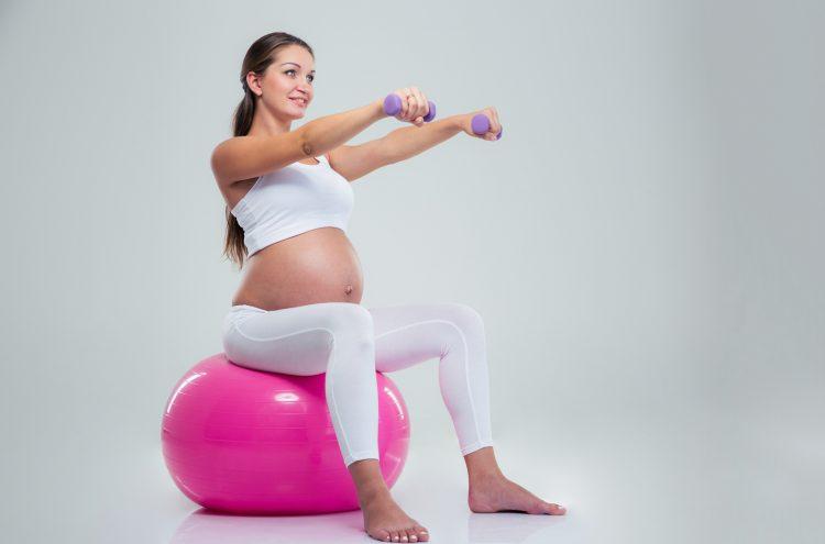 Упражнения для беременных на 2 триместр в картинках