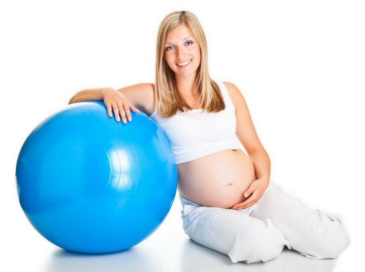 Зарядка для беременных в домашних условиях