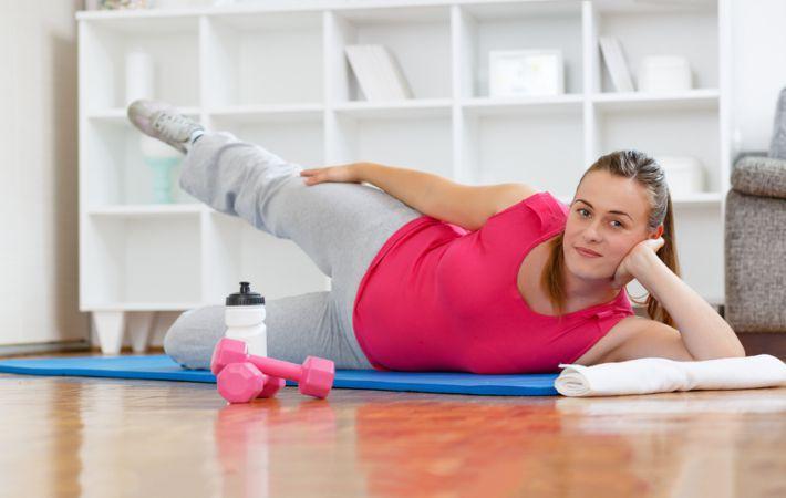 Фитнес для беременных: что можно и нельзя давать на тренировках