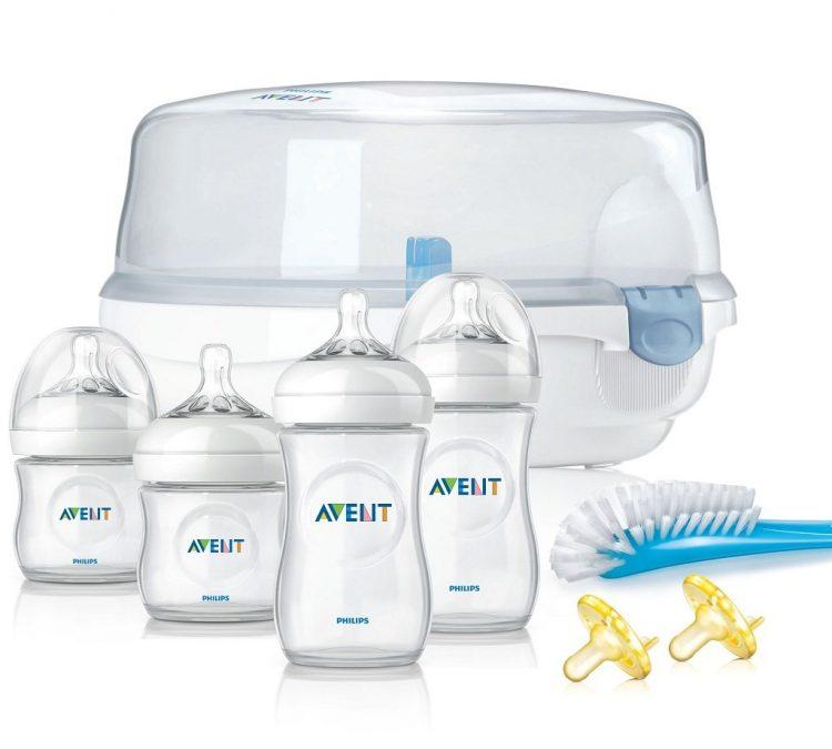 Бутылочки для новорожденных  какие лучше