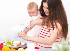 Почему болит низ живота при кормлении