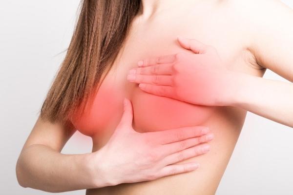 Лактостаз красная грудь