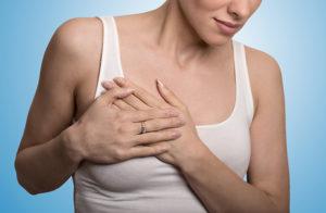 Покалывание в груди после овуляции 38